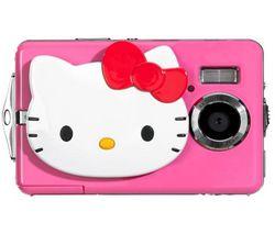 C mara de fotos hello kitty regalos para ni os - Camaras de fotos infantiles ...