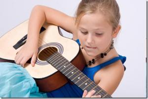Instrumentos musciales para niños