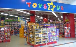Catálogo de juguetes de Toys R Us