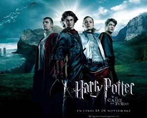 Película recomendada: Harry Potter y el cáliz de fuego