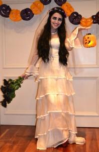 Fiesta de Halloween en casa de David Bustamante y Paula Echevarría