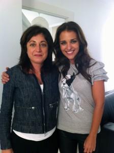 Paula Echevarría, colabora con Supernanny