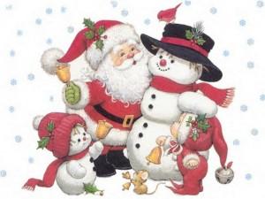 Se acercan los regalos de Navidad