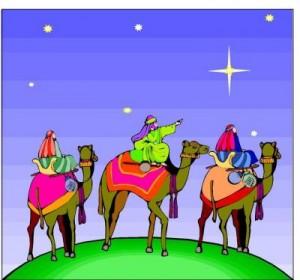 Los Reyes Magos llenan las casas de regalos