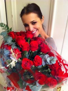 Paula Echevarría recibió regalo de su hija en San Valentín
