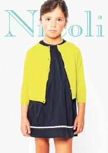 Moda Nicoli primavera-verano 2012