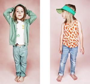 Moda Infantil Mini Rodini Primavera Verano