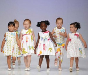Moda infantil en AlbariCottón