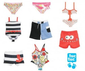 Catálogo de trajes de baño en Tuc Tuc