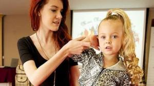 Campamentos de verano para convertir a los niños en modelos