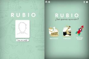 Cuadernos Rubio en Ipad