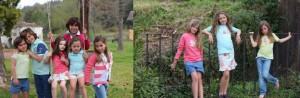 Colección Metro Kids para verano 2012