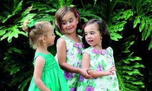 Colección de moda infantil Amaya
