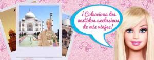 Colección de vestidos de Barbie con RBA