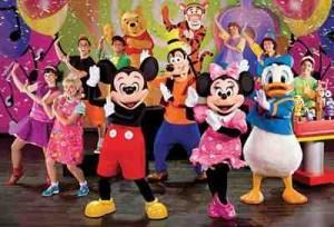 Disney Live: La magia de Mickey