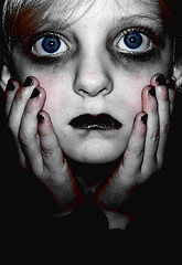 Free Goth Baby Belladonna Creative Commons