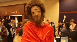 El Ecce Homo llega a Halloween en Estados Unidos