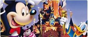 Santiago Segura celebra el 20 aniversario de Disneyland París