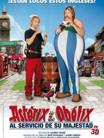 Estrenos de cine: Astérix y Obélix al servicio de su majestad