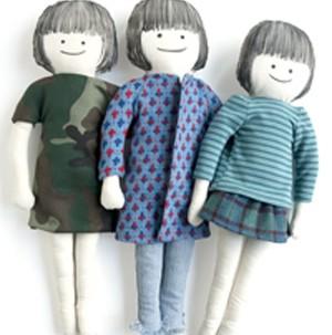 Muñeca Belhy para niñas