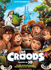 Cine infantil: Los Croods