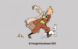 Las aventuras de Tintin con el mundo