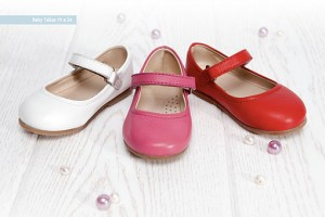 Colección de calzado infantil Mayoral Primavera-Verano 2013