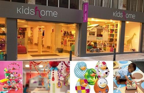 Kidshome tienda de regalo y decoraci n para ni os - Regalos decoracion hogar ...