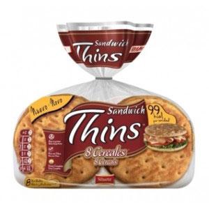 Thins, nuevo pan de sandwich