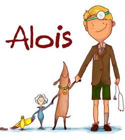 Alois, un libro para explicar el alzheimer a los niños