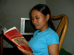 reading in East Timor_2