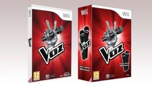 El videojuego de La Voz