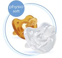 Chupetes Physio para los bebés