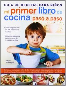 Mi primer libro de cocina paso a paso