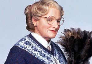 La Señora Doubtfire, una peli inolvidable para recordar a Robin Williams